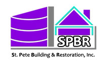 St. Pete Building & Restoration Logo